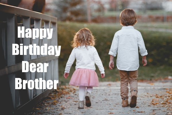 happy birthday brother wishes images for fb