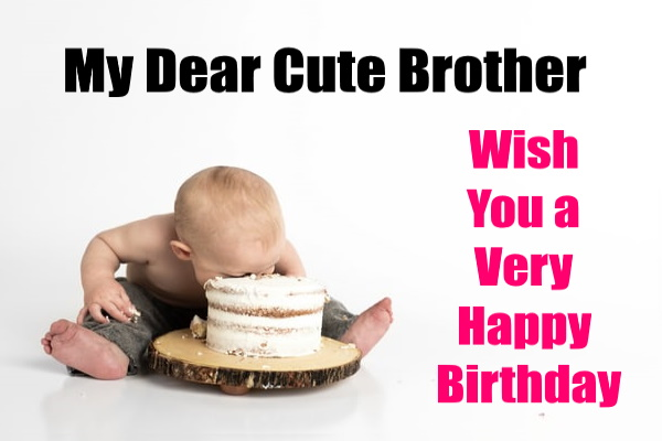 funny happy birthday images for brother