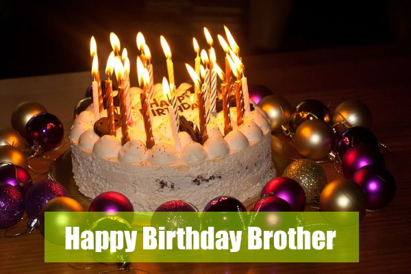 latest birthday cake images for boy, brother