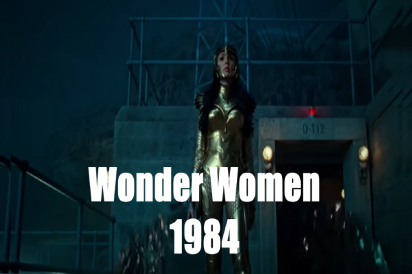 Wonder Woman 1984 Movie Release Date, Cast, Trailer